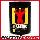 UNIVERSAL NUTRITION 100% Beef Aminos Amino Acid Complex Strength Lean Muscles