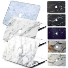 """Classic Marble Painting Hard Case For Macbook Pro Air 11 13""""15"""" Retina 12""""+Gifts"""