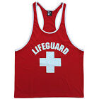 Training Workout Tank Top Men, Gym Tanks, Bodybuilding Stringer muscle singlet