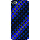 Abstract 3D Wave Hard Case For Apple iPod Touch 6th Gen