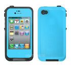 For Apple iPhone 4S 4 4G Waterproof Shockproof Hybird Rugged Durable Case Cover