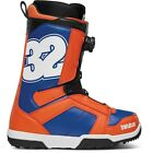 ThirtyTwo Men's STW Boa Snowboard Boots in Orange/Blue US9.5, 10