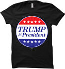 Trump For President - Donald Trump, Election 2016 Womens T-shirt