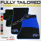 Ford Focus Car Mats ST 5dr 2005 - 2011 Fully Tailored + CUSTOMISE FREE