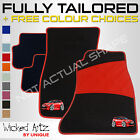 Ford Focus Car Mats ST 3dr 2005 - 2011 Fully Tailored + CUSTOMISE FREE