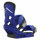 2015/16 Burton Mission Snowboard Bindings Deep Blue, Snowboarding