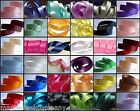 Double Face Satin Ribbon 2-1/4 inch x 2 yards (6 feet of ribbon) 34 COLORS