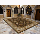 Mythos Hand Tufted Oriental Pattern with Border Area Rug