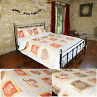 """Desire"" Thermal Brushed Cotton Flannelette Duvet Quilt Cover Bedding Set"