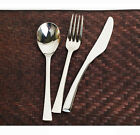 Stainless Steel Flatware 18-10 Set Mint Cutlery Place Setting Service for 1, 4