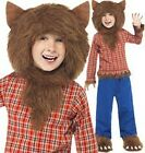 Toddler Wolfie Wolf Man Cute Fancy Dress Costume (3-4 Years)