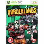 BORDERLANDS EXPANSION PACK Xbox 360 *NEW & SEALED*