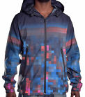 Ecko Unltd. Mens Jaded Windbreaker Full Zip Hoodie Jacket