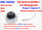 Hikvision English version DS-2CD2142FWD-I 4MP IP camera CCTV security 2.8/4 mm