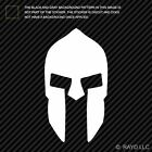 Spartan Helmet Sticker Die Cut Decal sparta hoplite greece