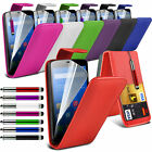6 Colour Leather Flip Mobile Phone Case Cover For Huawei Honor Holly
