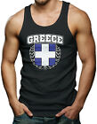 Greece Pride - Greek Men's Tank Top T-shirt