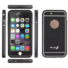 Ultra-thin Aluminum Metal Waterproof Shockproof Case Cover for iPhone 6 6S&Plus