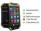 Ectaco iTravl 2 Waterproof Travel Smartphone Translator Rugged Military Phone +