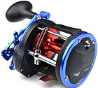 ACT 6.2:1 3BB+1RB Fishing Baitcasting ReelsTrolling Salt/Freshwater Fishing Reel