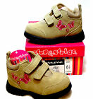 Step & Stride Mariposa EZ -NIB- Girls Hiking Boot - Taupe/Pink   •REG $36•