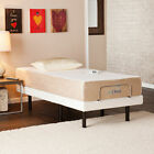 "Lima Gel-Infused 10"" Memory Foam Mattress"