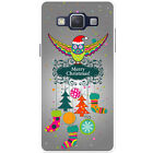 Merry Christmas Christmas Decorations Hard Case For Samsung Galaxy A5 (A500F)