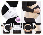Внешний вид - DELUXE MATERNITY SUPPORT BAND Abdomen & Back Brace Pregnancy Belly Tummy Belt