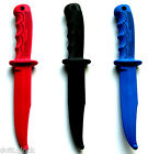 COLTELLO PUGNALE DA ADDESTRAMENTO FAB DEFENSE TRAINING KNIFE,in gomma flessibile