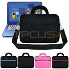 """Ultrabook Laptop Sleeve Shoulder Strap Carry Bag Pouch Cover For HP 13"""" Stream"""