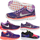 New Womens Ladies Sports Gym Running Lace Up Trainers Nike Free  Shoes Sizes Uk