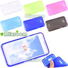 COVER CASE SOFT IN SILICONE GEL TPU FOR SONY XPERIA E4