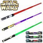 STAR WARS ELECTRONIC LIGHTSABER WITH LIGHT & SOUND TOY LIGHT SABER XMAS GIFT