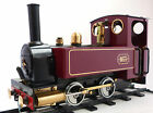 MSS LOCO 0 GAUGE STEAM ENGINE - BUILT AND KIT (see video of whats in the box )