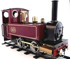 MSS LOCO 0 GAUGE LIVE STEAM ENGINE - BUILT AND KIT (with video)