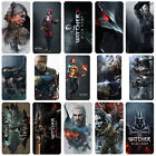 The Witcher 3 Video Game Flip Case Cover For Samsung Galaxy Mini - T96