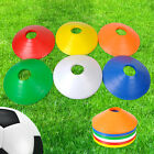 Football Soccer Cross Training Track Space Marker Speed Disc Cone Sport Safety