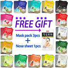 Mask Pack Facial Mask Sheet Pack Face Skin Care Essence Collagen Moisture Korea