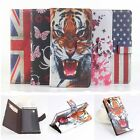 New Flip Printing PU Leather Case Wallet Cover Shell For Lenovo P70-T Smartphone