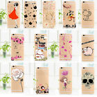 New Ultra Thin Protective Fitted Case Cover Skin For iPhone 5/5s/6/6s/6P FO