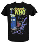 Tshirt doctor who lock,serie tv