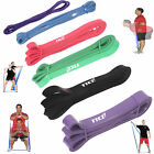 Tension Resistance Bands Exercise Loop Crossfit Strength Weight Training Fitness