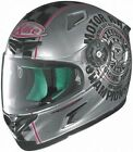 "X-LITE Integralhelm ""X-802RR"", Dekor Cafe Club, N°97, chrom, Gr. 59/60=L"