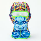 New Ultra Thin Sports Bicycle Cycling Hood Hat Cosplay Full Face Mask 6 Style C2