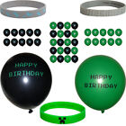 party favors and decorations - Bracelets and Happy Birthday Balloons~ Gamer Themed Party Decorations/Favors