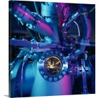 Premium Thick-Wrap Canvas Wall Art entitled Mass spectrom...