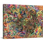 Premium Thick-Wrap Canvas Wall Art entitled Do Electric Sheep Dream Of Androids