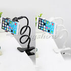Flexible Holder Long Arm Car Bed Desk Lazy Stand Mount  For iPhone Samsung GPS