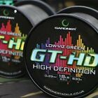 Gardner Tackle GT-HD Reduced Stretch - Carp Barbel Pike Bream Tench Fishing Line