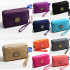 Fashion Womens Long Purse Wallet Nylon Zipper Coin Card Holder Phone Bag Clutch